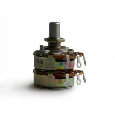 Alpha Stereo Lin / Audio Potentiometer 24mm