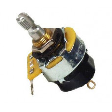 CTS Log / Audio Push Pull Potentiometer