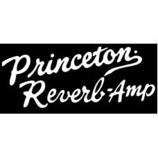 Logga Princeton Reverb