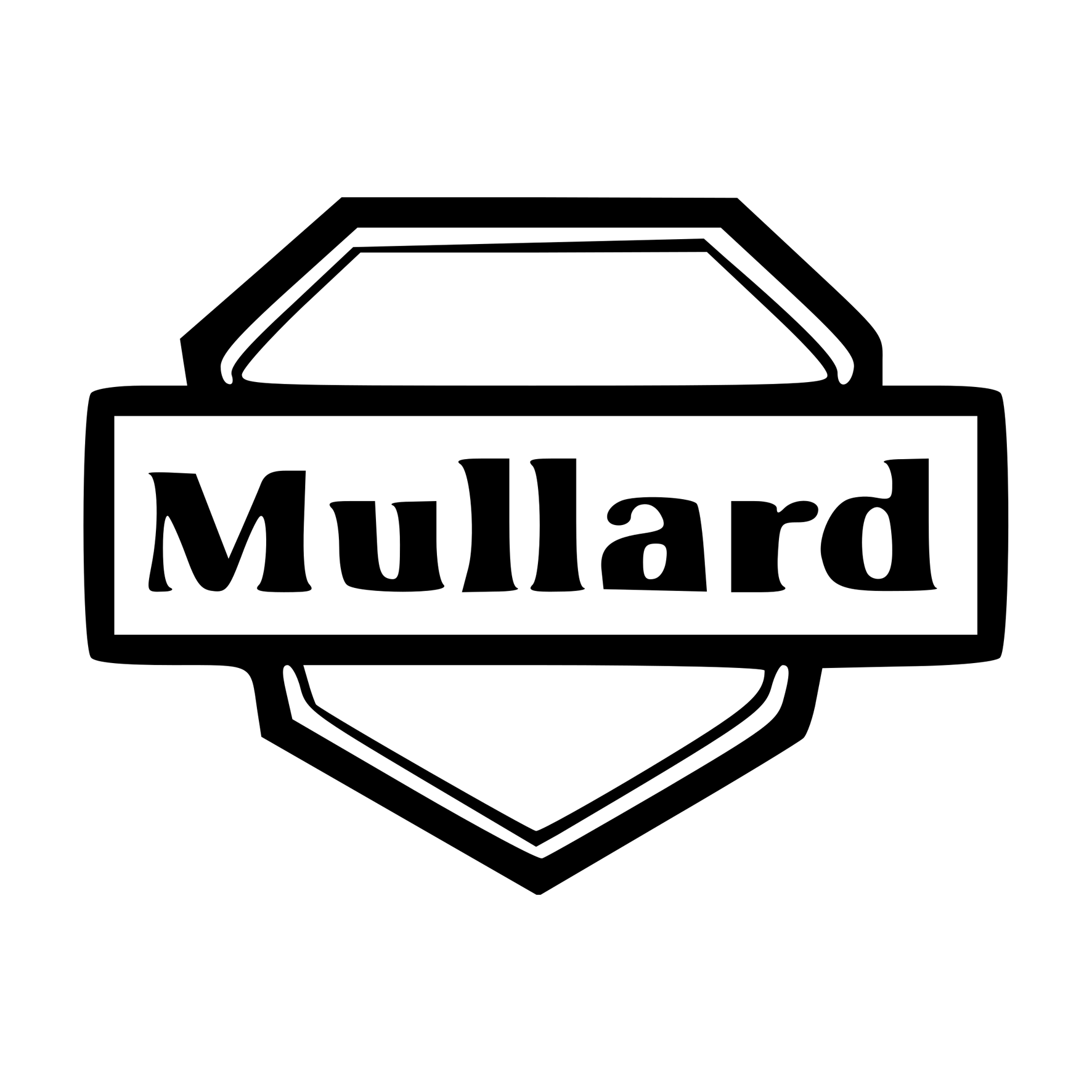 Mullard logo